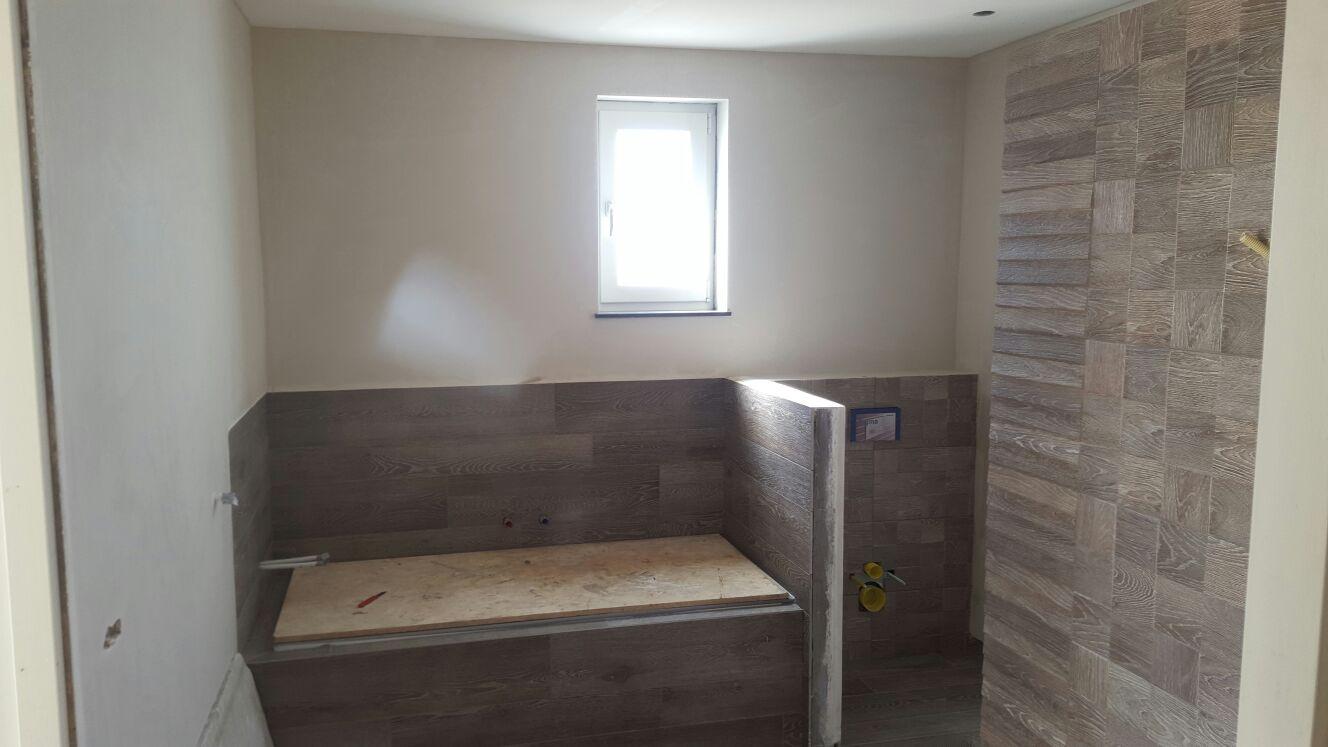 DVM Afbouw - Badkamer Renovatie